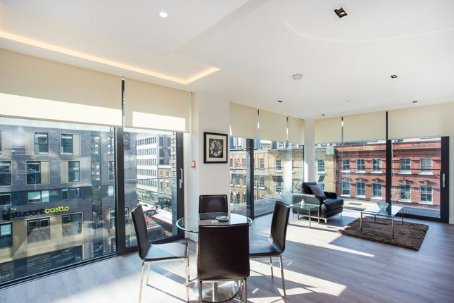 Thumbnail Flat to rent in Leman Street, Goodmans Fields, Aldgate