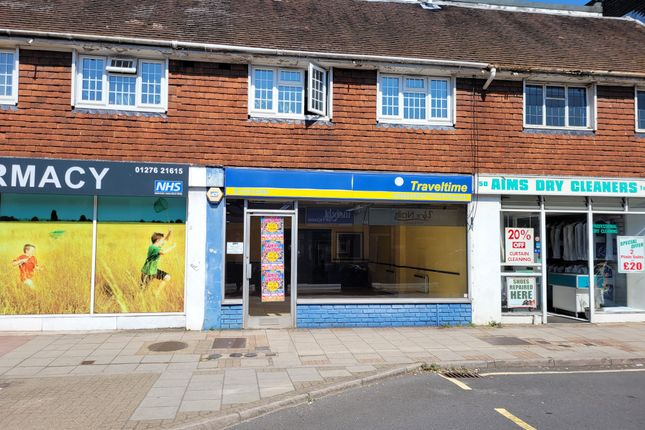 Thumbnail Retail premises to let in Frimley High Street, Frimley, Camberley