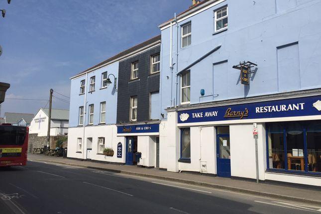 Thumbnail Flat to rent in 10 Molesworth Street, Wadebridge