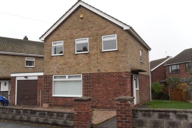 Thumbnail Detached house to rent in Southridge Crescent, Scunthorpe