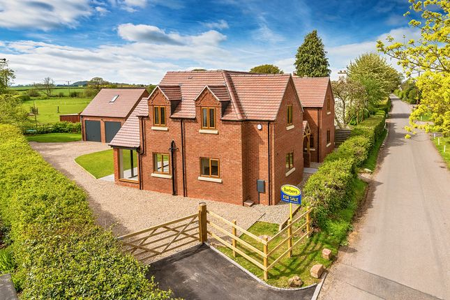 Thumbnail Detached house for sale in The Cottage, Tibberton, Newport