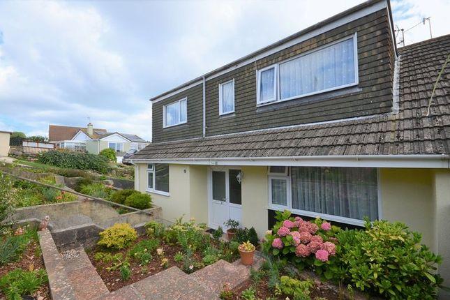 Thumbnail Semi-detached bungalow for sale in Lichfield Drive, Brixham