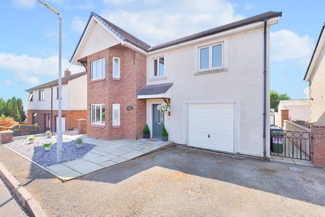 Thumbnail Detached house for sale in Meadow Close, Aspatria, Wigton