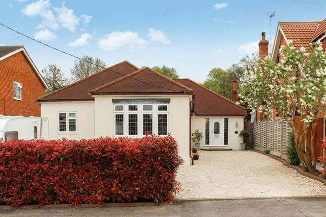 Thumbnail Detached bungalow for sale in Mount Road, Wickford