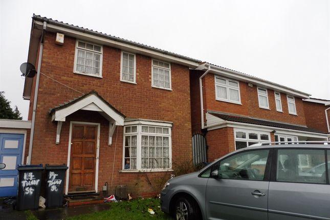 Thumbnail Detached house for sale in Tudor Street, Birmingham