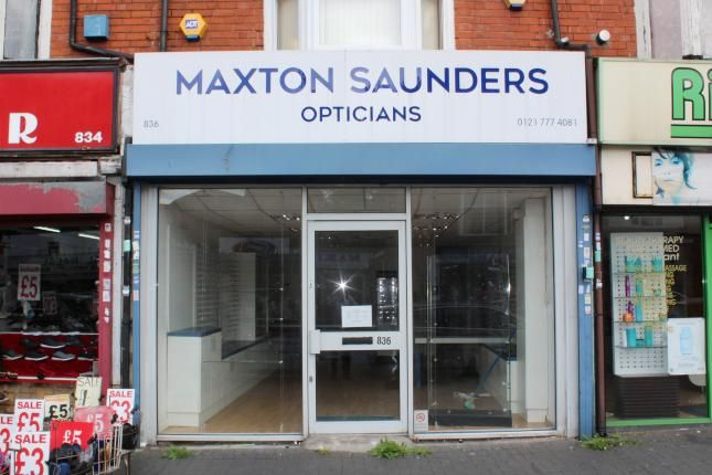 Thumbnail Office to let in 836 Stratford Road, Sparkhill