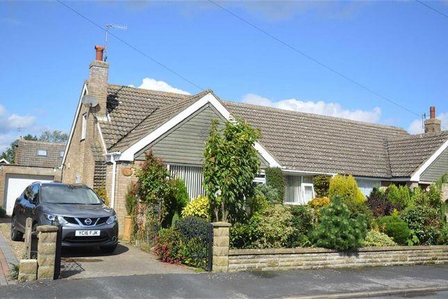Thumbnail Semi-detached bungalow for sale in Candler Avenue, West Ayton, Scarborough
