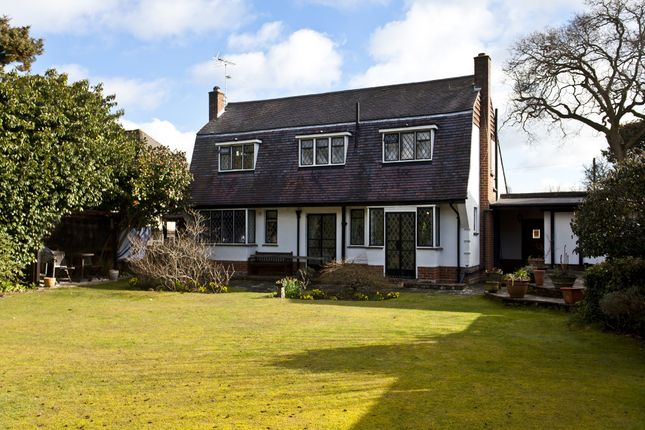 Thumbnail Detached house for sale in Seafield Road, Southbourne