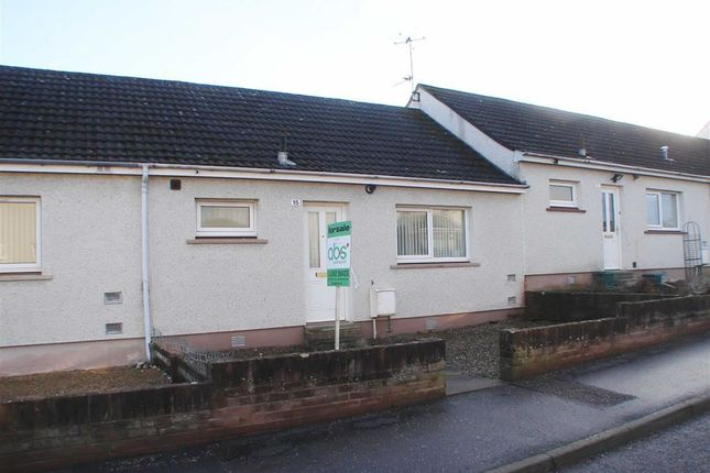 Thumbnail Terraced bungalow for sale in Spynie Street, Elgin