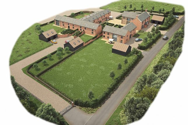 4 bed barn conversion for sale in Yatehouse Lane, Byley, Middlewich