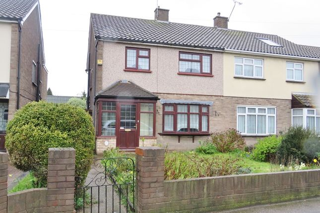 Thumbnail Semi-detached house for sale in London Road, West Thurrock