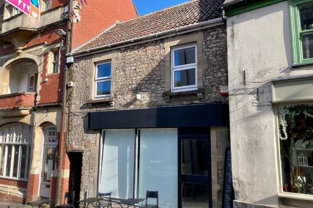 2 bed flat to rent in Town Street, Shepton Mallet BA4