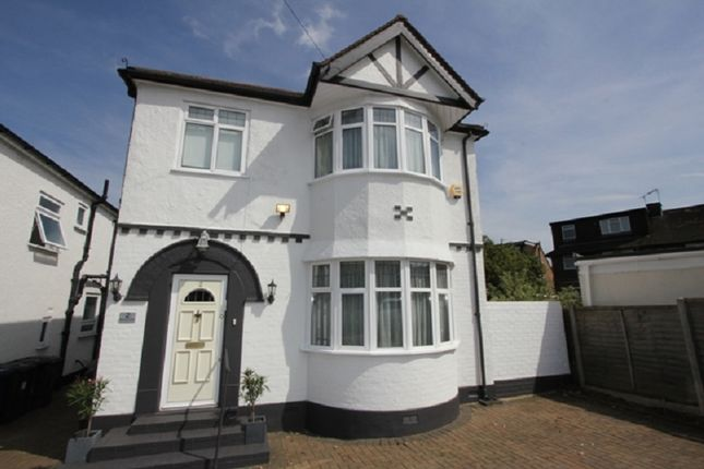Thumbnail Detached house for sale in Windsor Avenue, Edgware, Greater London.