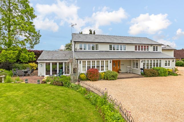 Thumbnail Detached house for sale in High Street, Hunsdon, Nr Ware