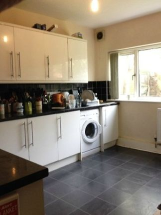 Thumbnail Semi-detached house to rent in Basford Park Road, Basford, Newcastle-Under-Lyme