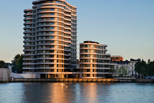 Thumbnail Flat for sale in 161 Millbank, London