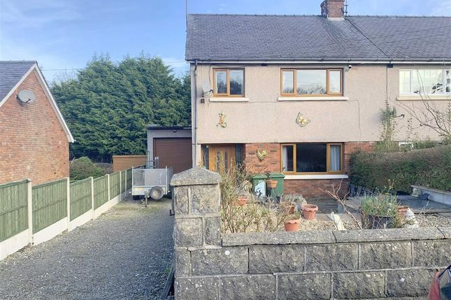 Thumbnail Semi-detached house for sale in Gilfachrheda, New Quay