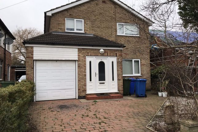 Thumbnail Property to rent in Hawthorne Avenue, Willerby, Hull