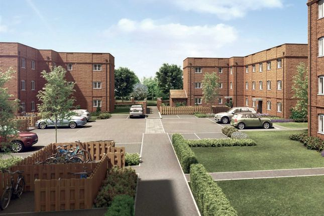 "Thumbnail Flat for sale in ""Apartments Second Floor"" at Culworth Row, Foleshill Road, Coventry"