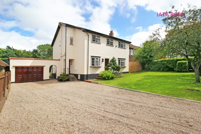 Thumbnail Detached house for sale in Oxenden Wood Road, Orpington, Chelsfield