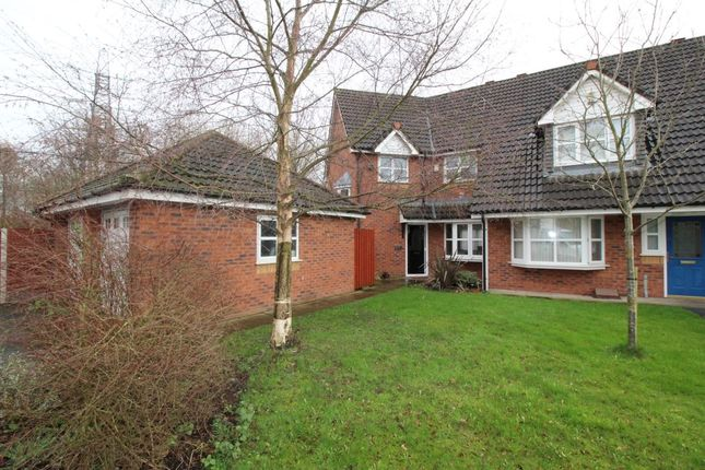 Thumbnail Semi-detached house to rent in The Meads, Eccleston Park, Prescot