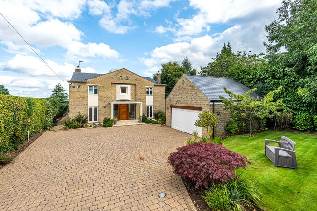 Thumbnail Detached house for sale in Lake View, Lakeland Drive, Leeds, West Yorkshire