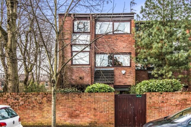 Thumbnail End terrace house for sale in Oaker Place, Oaker Avenue, Manchester, Greater Manchester