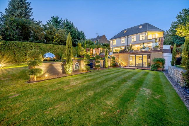 Thumbnail Detached house to rent in Chorleywood Road, Rickmansworth, Hertfordshire