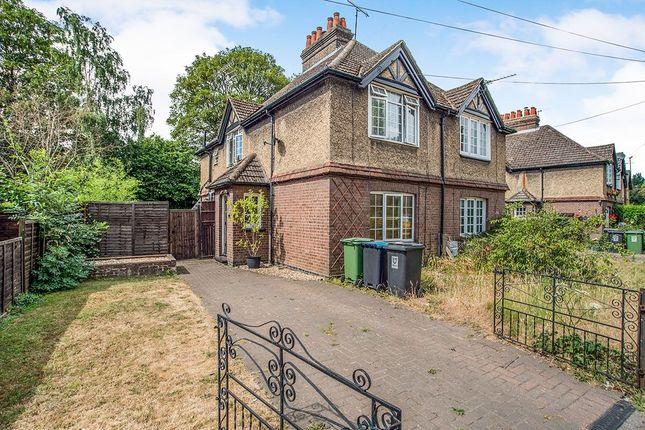 Thumbnail Semi-detached house to rent in London Road, Hemel Hempstead