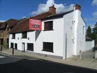 Thumbnail Retail premises to let in The Leathern Bottle, Amery Street, Alton, Hampshire