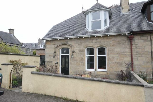 Thumbnail Semi-detached house for sale in Mayne Road, Elgin