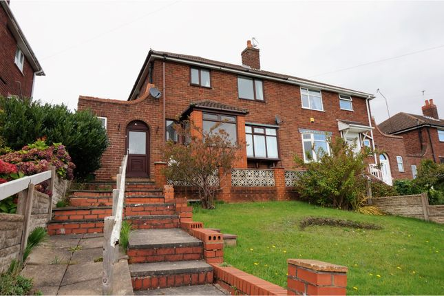 Thumbnail Semi-detached house for sale in Meres Road, Halesowen