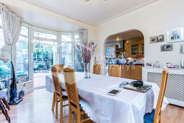 Thumbnail Semi-detached house for sale in North Circular Road, London