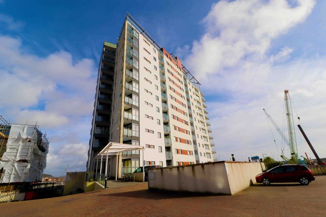 Thumbnail Flat to rent in Aurora, Trawler Road, Swansea, West Glamorgan