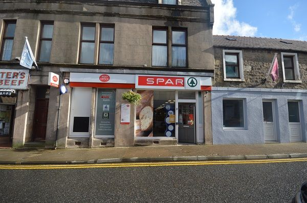 Thumbnail Retail premises for sale in Mid Street, Keith, Morayshire
