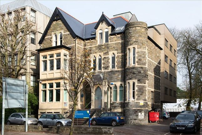 Serviced office to let in The Executive Centre, Cardiff