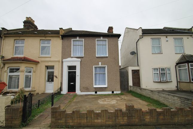 Thumbnail End terrace house to rent in Chester Road, Seven Kings