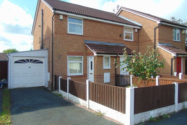Thumbnail Terraced house to rent in Ness Grove, Kirkby, Liverpool