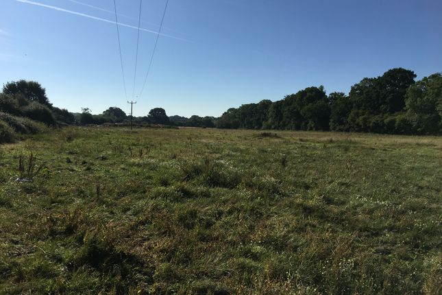Thumbnail Land for sale in Allington Lane, Eastleigh, Hampshire