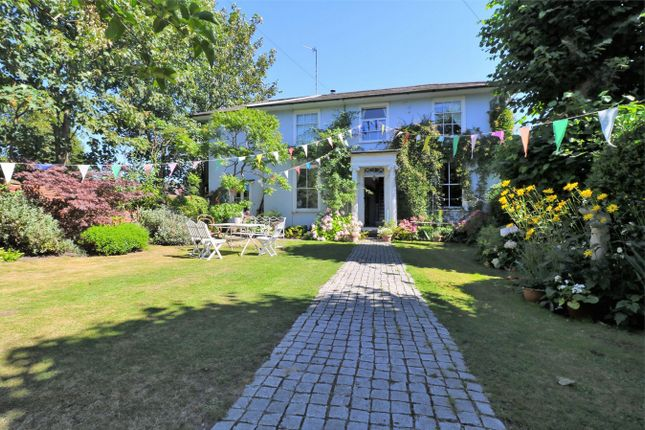 Thumbnail Detached house for sale in High Street, Wivenhoe, Essex