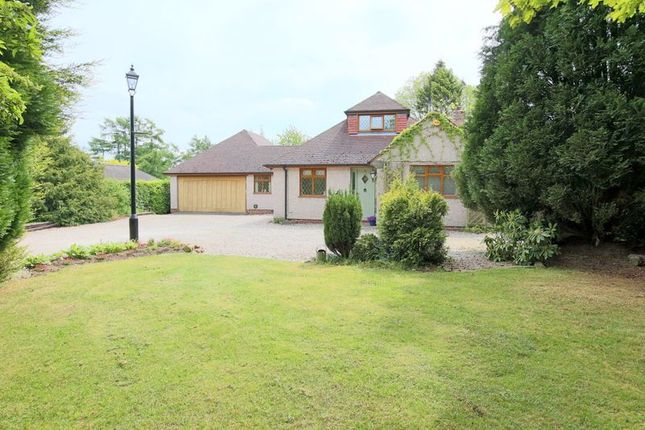 4 bed bungalow for sale in Fulford Road, Fulford, Stoke-On-Trent ST11