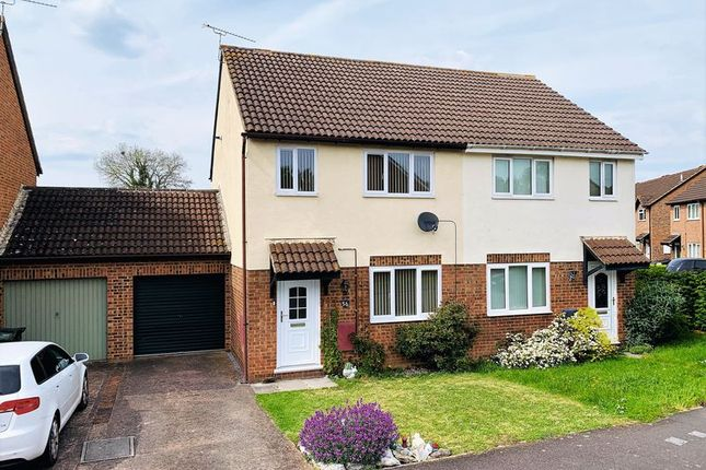 Thumbnail Semi-detached house for sale in Thames Drive, Taunton