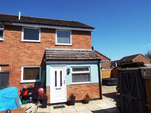 Thumbnail Semi-detached house for sale in Great Cornard, Sudbury, Suffolk