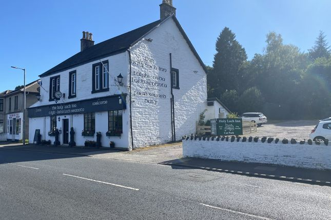 Thumbnail Restaurant/cafe for sale in Sandbank, Dunoon, Argyll And Bute