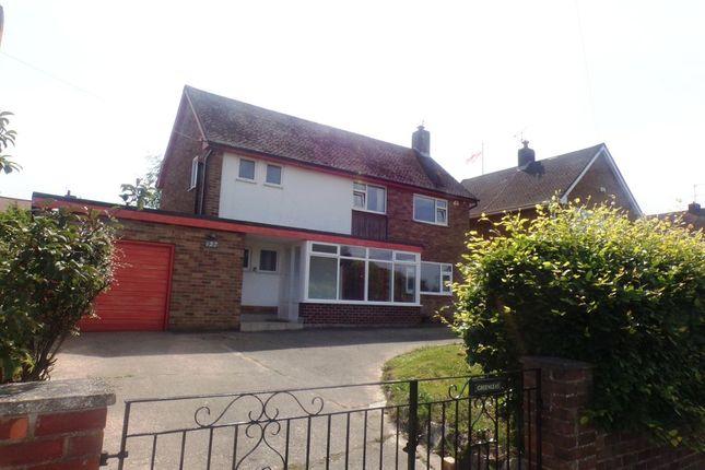 3 bed detached house for sale in Higher Bebington Road, Bebington, Wirral