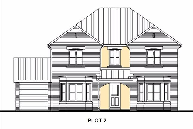 Thumbnail Detached house for sale in Plot 2 Buffs Lane, Heswall, Wirral