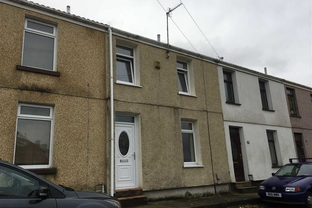 Thumbnail Terraced house for sale in Grenfell Town, Swansea