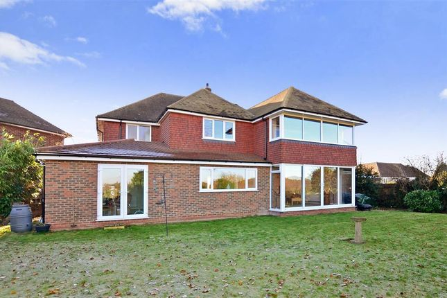 Thumbnail Detached house for sale in Colewood Drive, Higham, Rochester, Kent