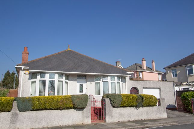 Thumbnail Detached bungalow for sale in Beaconfield Road, Beacon Park, Plymouth
