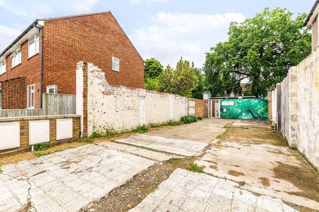 Thumbnail Land for sale in Cross Street, Hampton